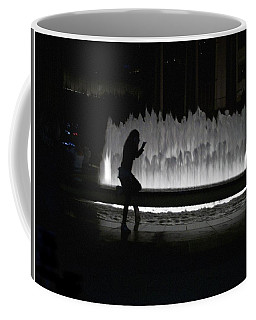 Dreamer At The Met Coffee Mug
