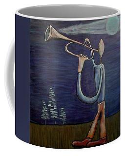 Dreamers 13-002 Coffee Mug by Mario Perron