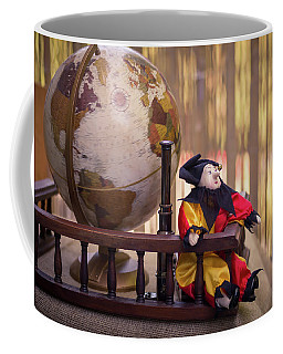 Dreaming About Far Away Countries Coffee Mug