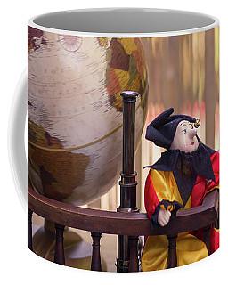 Dreaming About Far Away Countries Coffee Mug