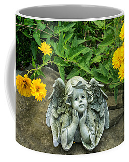 Dreaming Angel Coffee Mug