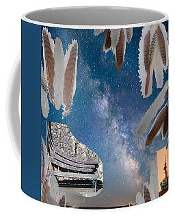 Dreaming Bench Coffee Mug