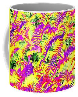 Dreaming Ferns Coffee Mug