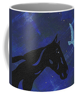 Dreaming Horse Coffee Mug