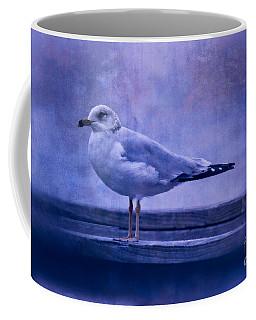 Dreaming In Blue Coffee Mug by Ella Kaye Dickey