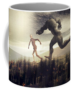 Dreaming Of A Nameless Fear Coffee Mug
