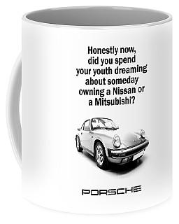 Dreaming Of A Porsche Coffee Mug