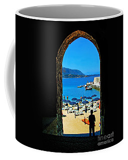 Coffee Mug featuring the photograph Dreaming Of A Vacation by Sue Melvin