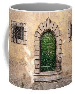 Dreaming Of Cortona Coffee Mug