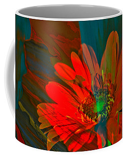 Coffee Mug featuring the photograph Dreaming Of Flowers by Jeff Swan