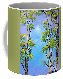 Dreaming Of Spring Coffee Mug by Dan Whittemore