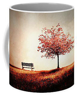 Dreaming Of Spring Coffee Mug