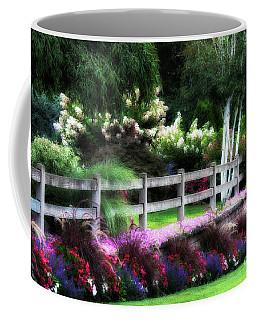 Dreaming Of Summer Coffee Mug by Nicki McManus