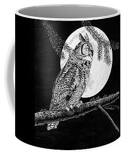 Dreaming Of The Night Coffee Mug