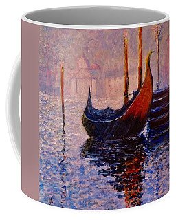 Dreaming Of Venice.. Coffee Mug
