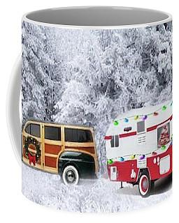 Dreaming Of White Christmas Coffee Mug