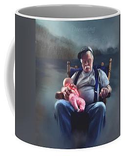 Dreaming With Grandpa Coffee Mug