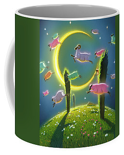 Dreamland II Coffee Mug