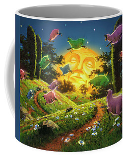 Dreamland IIi Coffee Mug