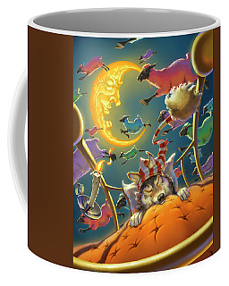 Dreamland Iv Coffee Mug