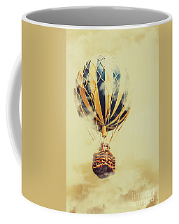 Dreams And Clouds Coffee Mug