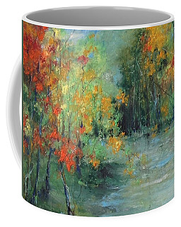 Dreams Of Autumn #1 Paradise On Pontchartrain Coffee Mug