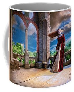 Dreams Of Heaven Coffee Mug by Dave Luebbert