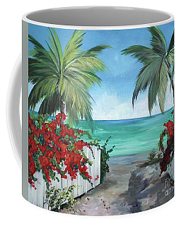 Dreams Of St. John Coffee Mug