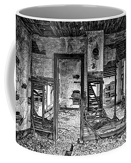 Coffee Mug featuring the photograph Dreams Of The Past by Darren White