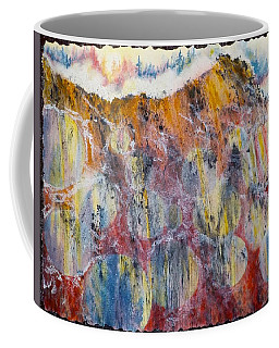 Dreams Rise Up To Meet The Morning Coffee Mug