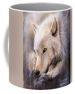 Dreamscape - Wolf Coffee Mug
