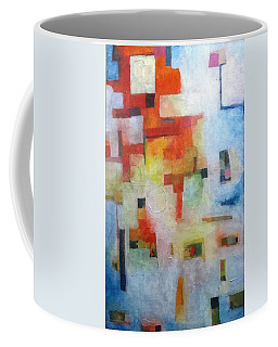 Dreamscape Clouds Coffee Mug