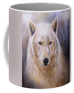 Dreamscape Wolf IIi Coffee Mug