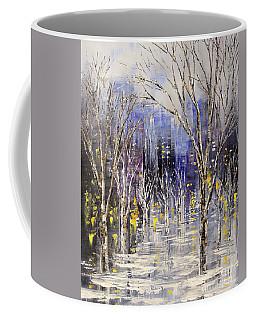Dreamt Of Driving Coffee Mug