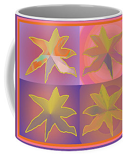 Dreamtime Starbirds Coffee Mug