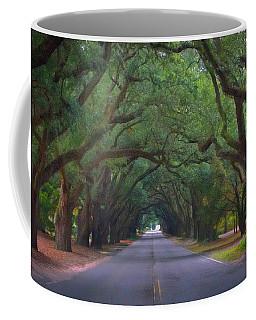 Dreamy Boundry Coffee Mug