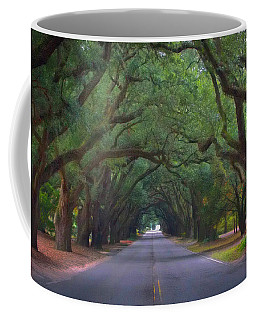 Dreamy Boundry Coffee Mug