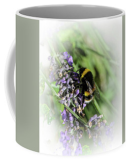 Dreamy Bumble Bee Coffee Mug