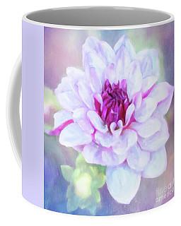 Dreamy, Delightful Dahlia Coffee Mug