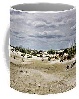 Dreamy Sand Dunes Coffee Mug