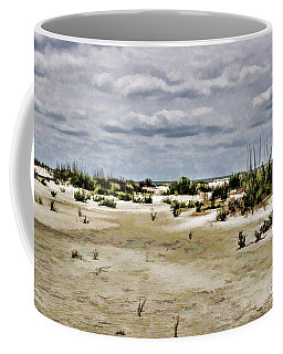 Dreamy Sand Dunes Coffee Mug