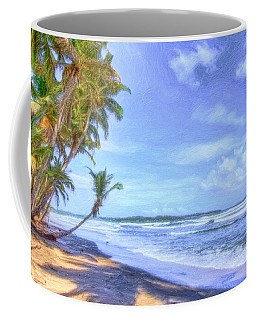 Dreamy Manzanilla Coffee Mug