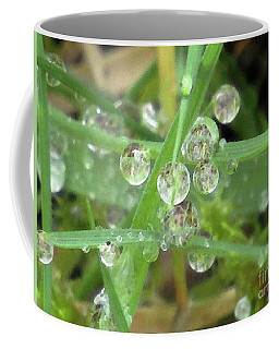 Dreamy Morning #5 Coffee Mug by Kim Tran
