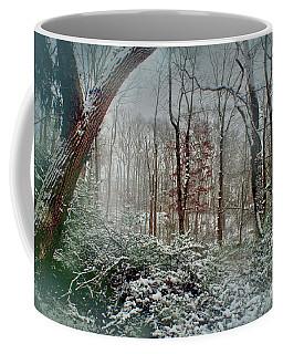 Dreamy Snow Coffee Mug