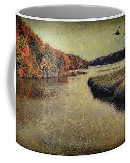 Dreary Autumn Coffee Mug