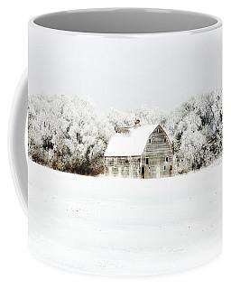 Dressed In White Coffee Mug