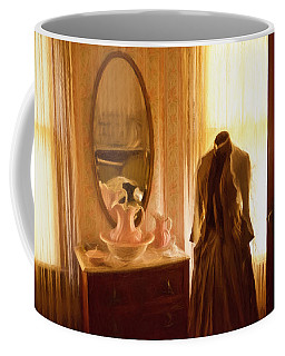 Dressing Room Coffee Mug