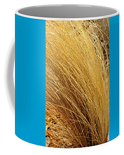 Dried Grass Coffee Mug