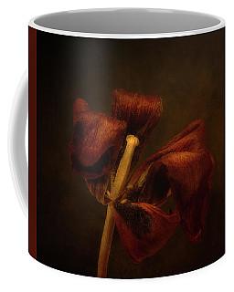 Dried Tulip Blossom 2 Coffee Mug