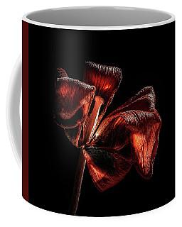 Dried Tulip Blossom Coffee Mug